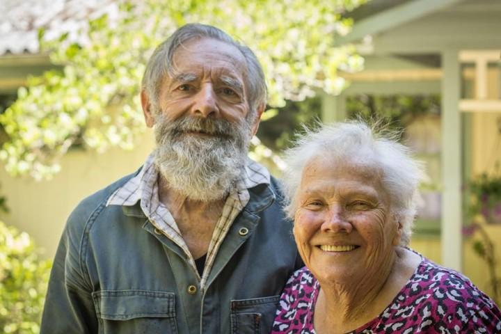 Siła zaufania - prawdziwa historia Allana i Marii